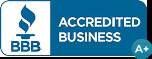 Better Business Bureau- A+ Rating