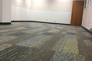 Office Commercial Floor Installation Honolulu
